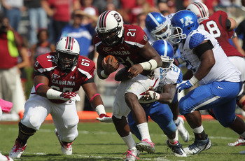 There's no denying what a healthy Marcus Lattimore can do