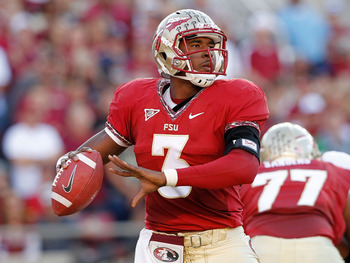 EJ Manuel pilots the Seminoles offense once again against the Gators