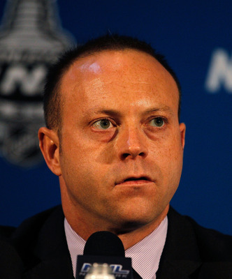 Stan Bowman has done little to help the Blackhawks get stronger in the offseason.