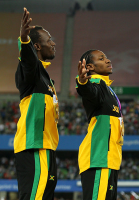 Blake is poised to give fellow Jamaican Usain Bolt a shock with a sub 10.0 100-meter dash.