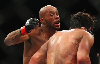 Demetrious Johnson, Ian McCall and Joseph Benavidez are generally agreed upon as being the top three flyweights in MMA.