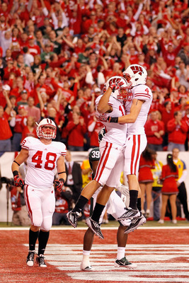 Wisconsin will return to Indianapolis for the Big Ten Championship game, seeking a three-peat in Big Ten titles.