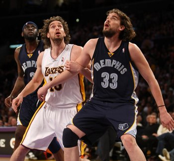Can the Gasol brothers help Spain run the table?