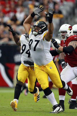 We will all jump for joy when Cameron Heyward reaches his full potential.
