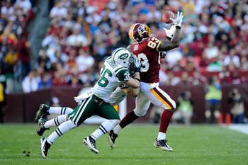 Fred Davis was on pace for a 1,000 yard season before his suspension last year