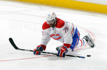 Subban has become a fundamental part of the Canadiens blue-line