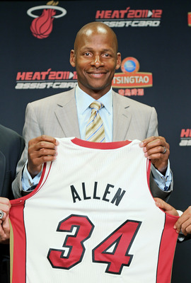 Ray Allen's move to Miami was for the best.