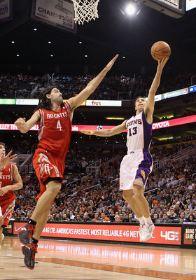 Luis Scola will enjoy his new home in Phoenix.