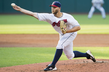 Justin Masterson has to be the ace the Indians need him to be in order for the Tribe to make a run at the postseason.