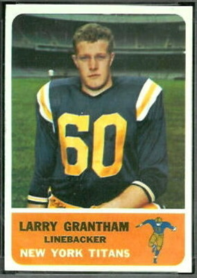 64_larry_grantham_football_card_display_image