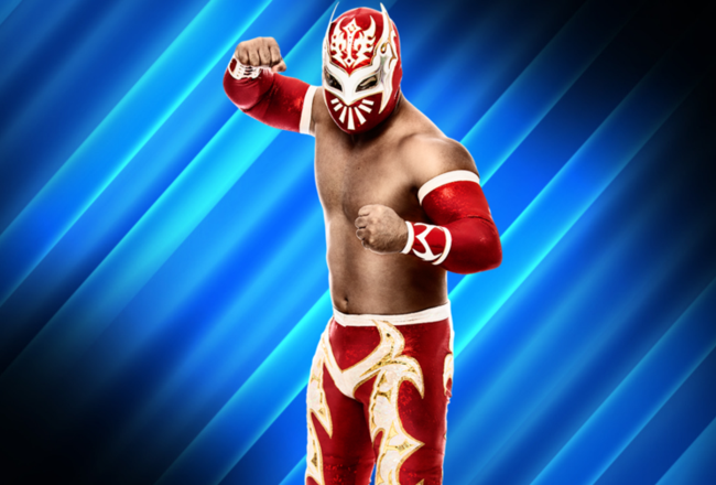 Wwe_sin_cara_red_background_no_logo_by_mrawesomewwe-d52jdvr_crop_650x440
