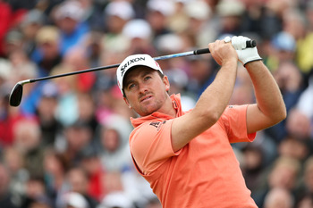 Graeme McDowell is now 16/1 odds to win the Open