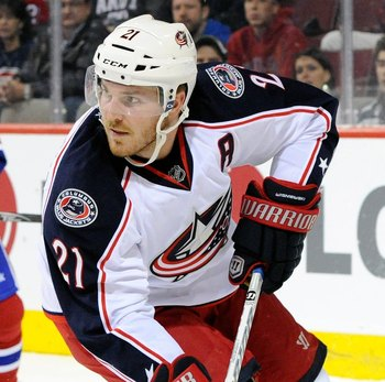James Wisniewski: next captain?