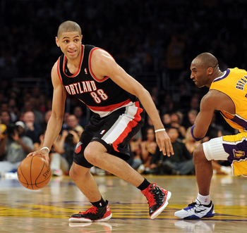 Portland spent big bucks to retain Nicolas Batum.