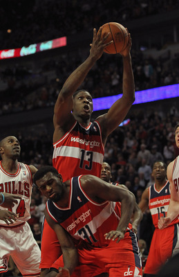 Kevin Seraphin will have the Wizards climbing the standings.