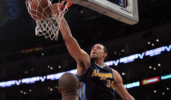 JaVale McGee will have an impact on the Nuggets next season.