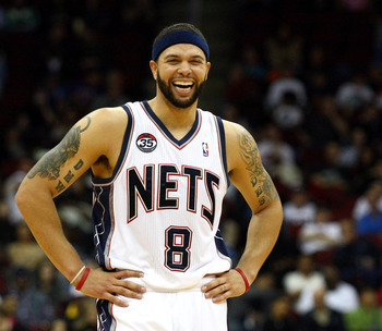 Deron Williams leads the new-look Brooklyn Nets into their inaugural season.
