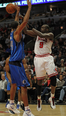 Luol Deng is going to have to step-up if the Bulls hope to continue their regular season dominance.