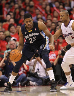 Rudy Gay and the Grizzlies are searching for consistency.