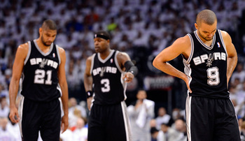 The San Antonio Spurs looked unbeatable, until it all came to a screeching halt.