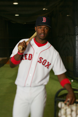 Hanley Ramirez was once thought to be the future in Boston.