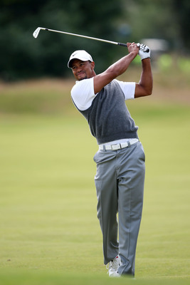 Tiger has played excellent golf in this year's Open