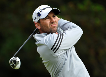 Sergio Garcia is still pursuing his first major championship