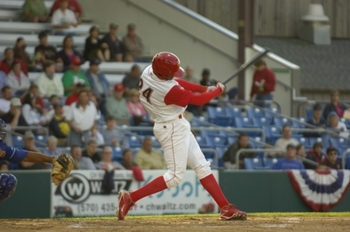 (Courtesy of Williamsport Crosscutters)
