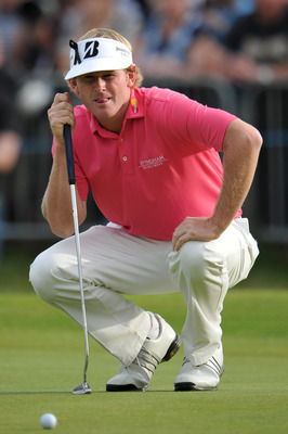 Brandt Snedeker has been very good on the greens this week