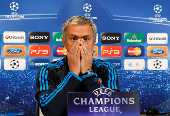 Mou sees Tito coming!