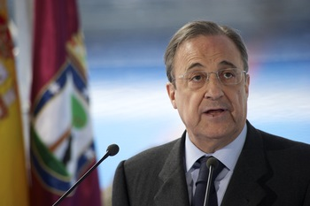 Florentino Perez has not brought in new players as of yet.