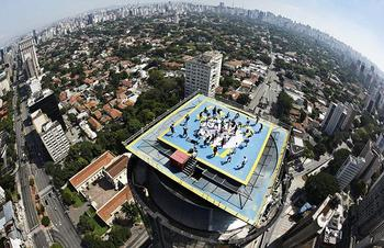 Sao Paolo. Photo Credit: Red Bull