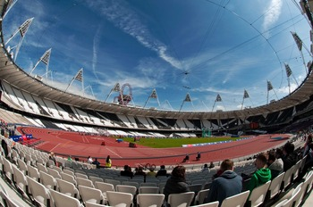 London's Olympic Stadium will transform for the Opening Ceremony