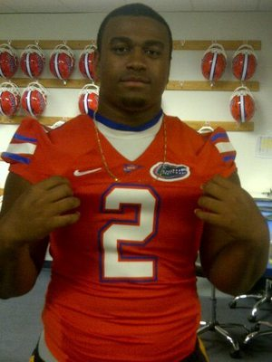 Photo Credit: gatorsports.com via Caleb Brantley