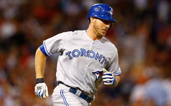 Could J.P. Arencibia head south for the summer?