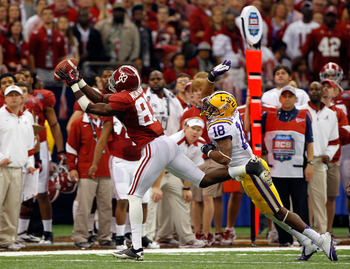 Norwood is one of the veterans at WR expected to step up for the Tide this season.