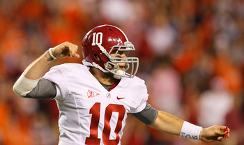 McCarron could challenge Tyler Wilson and Aaron Murray for the honors of being the SEC's best signal-caller.