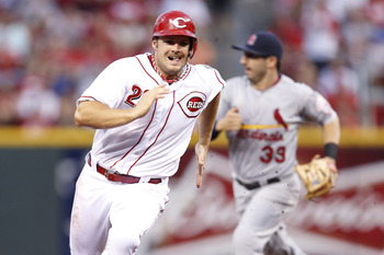Another sweep against Cincinnati will let the Reds run away with the division.