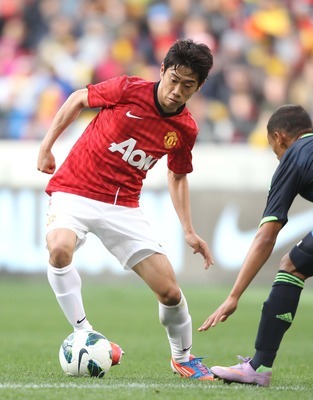 Kagawa: The new face of United?