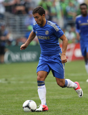 Hazard: The new face of Chelsea