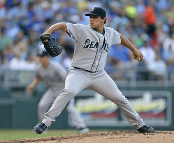 Seattle Mariners pitcher Jason Vargas could help the O's, but is it enough?