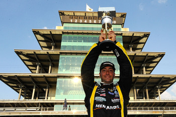 Paul Menard broke through at the Brickyard in 2011, but has yet to sniff a victory since.