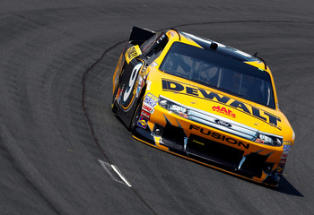 Marcos Ambrose is one of NASCAR's best road racers, but struggled at Sonoma in June.