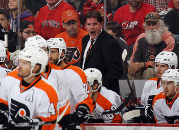 The Flyers believe that they have the firepower to challenge in the Eastern Conference.