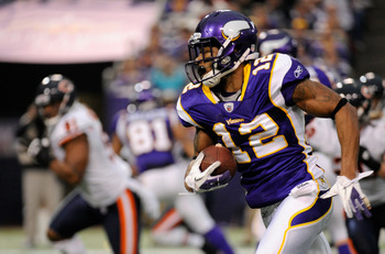 Percy Harvin is one of the most feared return men in the NFL.