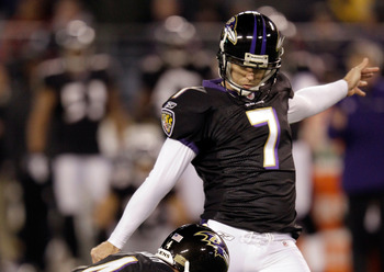 Billy Cundiff was much better in 2010 than he was last season.