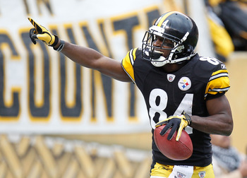 Antonio Brown was a Pro Bowl returner in 2011.