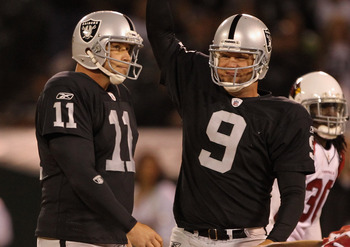 Janikowski & Lechler have been a dynamic duo since 2000.