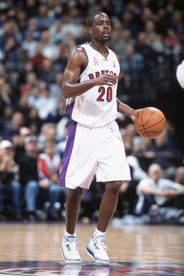 Williams stayed with the Raptors for most of his career, making him a fundamental part of Raptors history