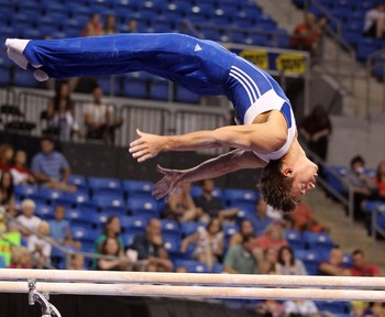 Mikulak is one of many rising young stars